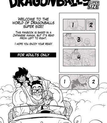 Dragon Balls Super Size 1 comic porn sex 004