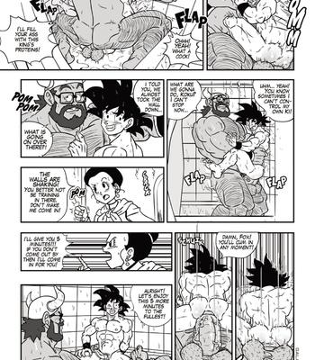 Dragon Balls Super Size 1 comic porn sex 019