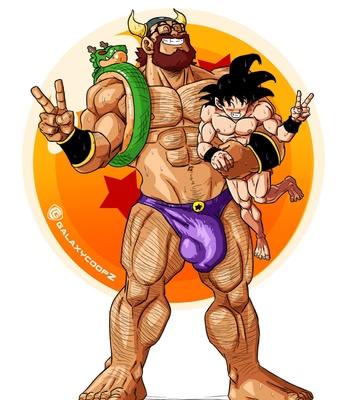 Dragon Balls Super Size 1 comic porn sex 023