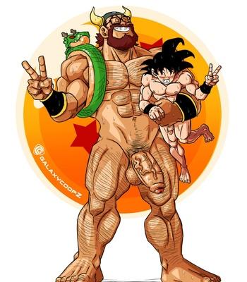Dragon Balls Super Size 1 comic porn sex 024