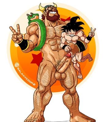 Dragon Balls Super Size 1 comic porn sex 025