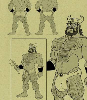Dragon Balls Super Size 1 comic porn sex 032