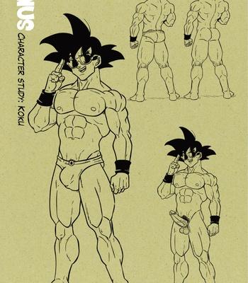 Dragon Balls Super Size 1 comic porn sex 033