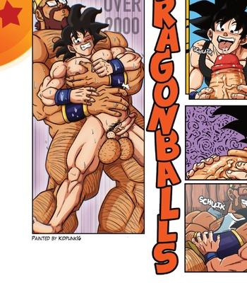 Dragon Balls Super Size 1 comic porn sex 035