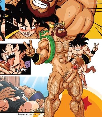 Dragon Balls Super Size 1 comic porn sex 036