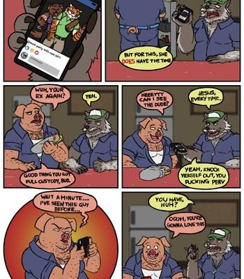 Boomer's Big Date comic porn sex 002