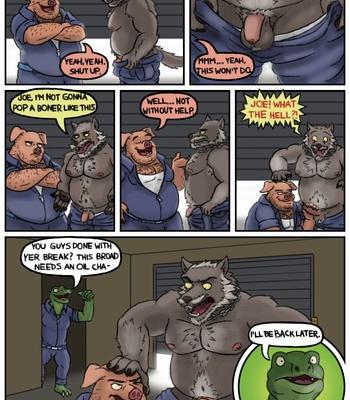 Boomer's Big Date comic porn sex 009