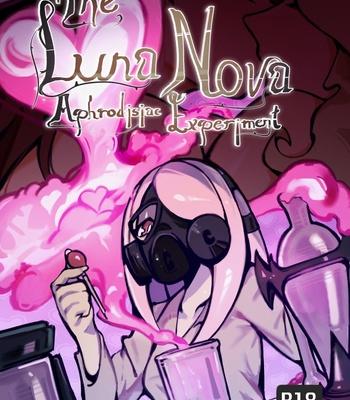 Porn Comics - The Luna Nova Aphrodisiac Experiment