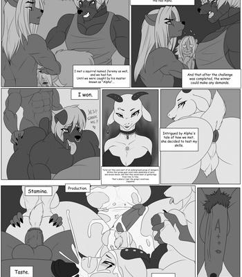 Big Dick Chronicles comic porn sex 007