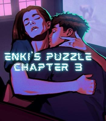 Porn Comics - Enki's Puzzle 3