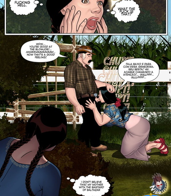 Ana Lucia 1 – Part 1 comic porn sex 007