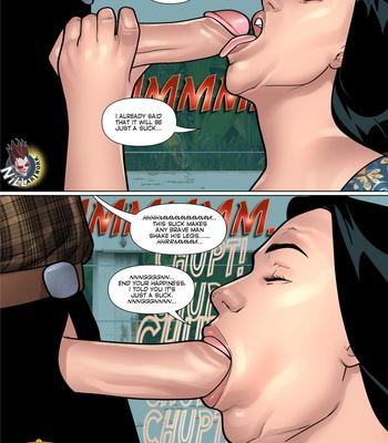 Ana Lucia 1 – Part 1 comic porn sex 008