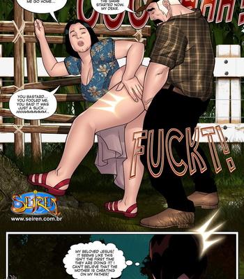 Ana Lucia 1 – Part 1 comic porn sex 011