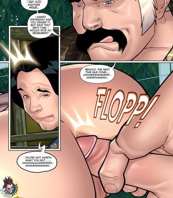 Ana Lucia 1 – Part 1 comic porn sex 016