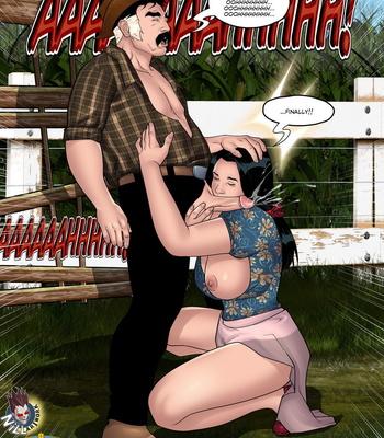Ana Lucia 1 – Part 1 comic porn sex 025