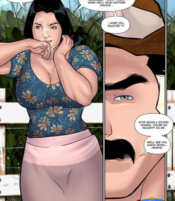 Ana Lucia 1 – Part 1 comic porn sex 027