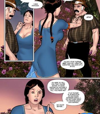 Ana Lucia 1 – Part 1 comic porn sex 034