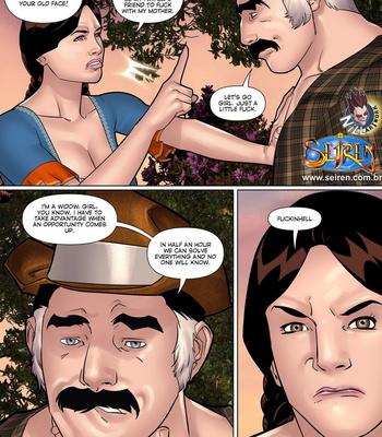 Ana Lucia 1 – Part 1 comic porn sex 037