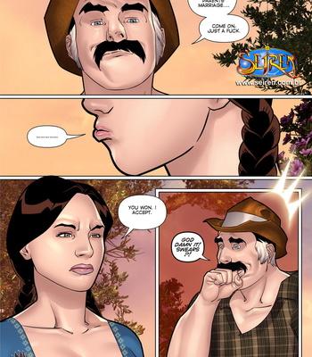 Ana Lucia 1 – Part 1 comic porn sex 038