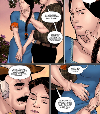 Ana Lucia 1 – Part 1 comic porn sex 039