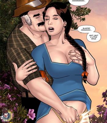 Ana Lucia 1 – Part 1 comic porn sex 040