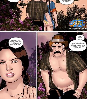 Ana Lucia 1 – Part 1 comic porn sex 041