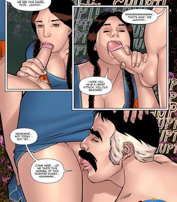Ana Lucia 1 – Part 1 comic porn sex 044