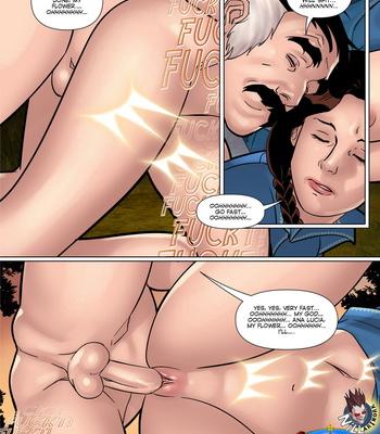Ana Lucia 1 – Part 1 comic porn sex 053