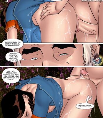 Ana Lucia 1 – Part 1 comic porn sex 056