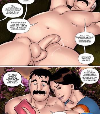 Ana Lucia 1 – Part 1 comic porn sex 057