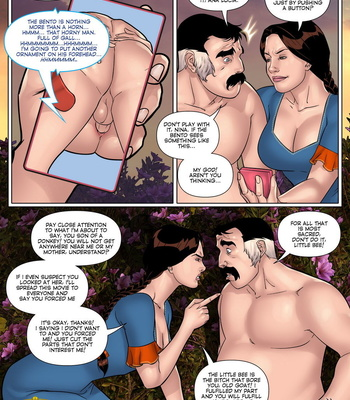 Ana Lucia 1 – Part 1 comic porn sex 058
