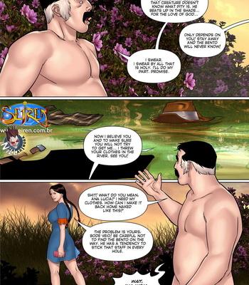Ana Lucia 1 – Part 1 comic porn sex 059