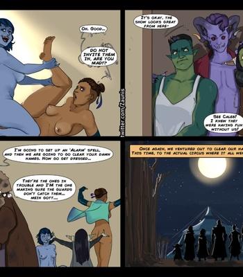The Traveler 1 – Jester Gets Around comic porn sex 023
