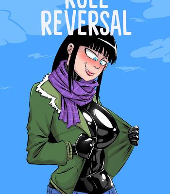 Porn Comics - Role Reversal 3