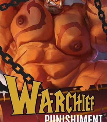 Porn Comics - Warchief Punishment