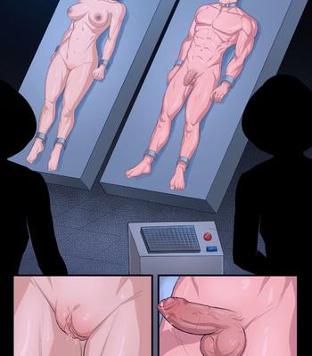 Porn Comics - Alien Abduction