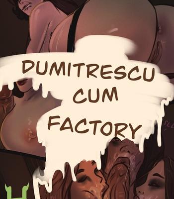 Porn Comics - Dimitrescu Cum Factory