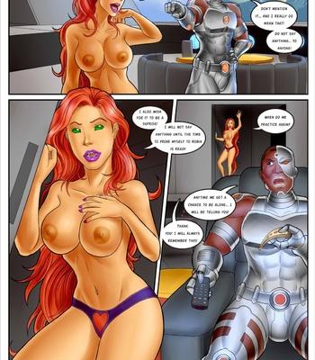 Recharge Time 1 comic porn sex 010