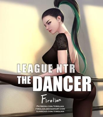 Porn Comics - League NTR – The Dancer