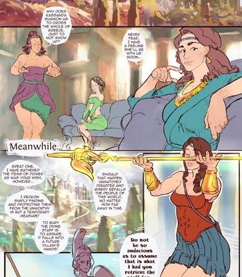 Porn Comics - Kassandra's Gift