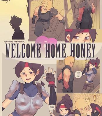 Porn Comics - Welcome Home Honey