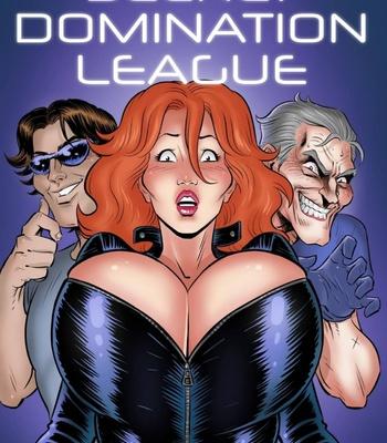 Porn Comics - Secret Domination League 3 – A New Look
