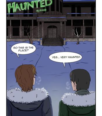 Porn Comics - Haunted