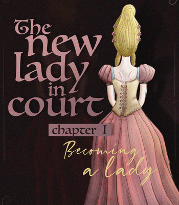 Porn Comics - The New Lady In Court 1