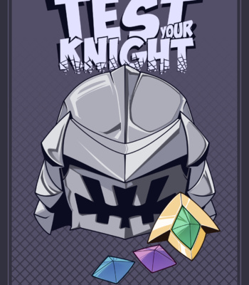 Porn Comics - Test Your Knight