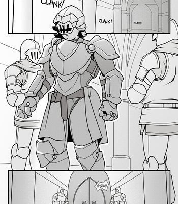 Test Your Knight comic porn sex 002