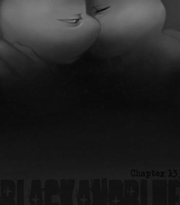 Porn Comics - Black And Blue 13