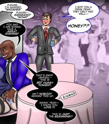 Porn Comics - The Wedding Smasher