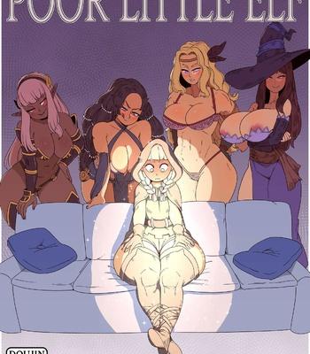 Porn Comics - Poor Little Elf