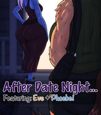 Porn Comics - After Date Night